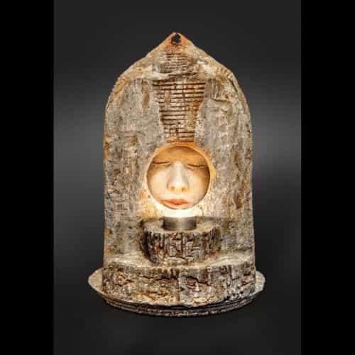 Amy Lennard Gmelin, New Port Richey, FL  www.mysterystonesculpture.com