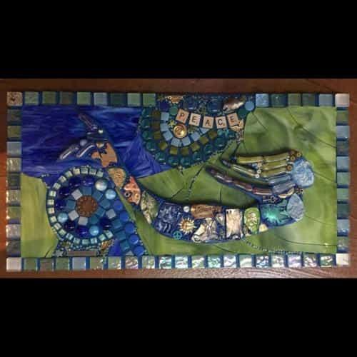Kevan Breitinger, St. Augustine, FL  www.mosaicfunk.com